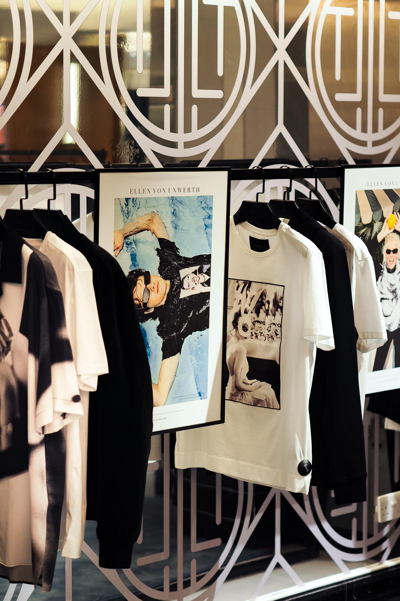 Limitato, Harrods, concession, fashion
