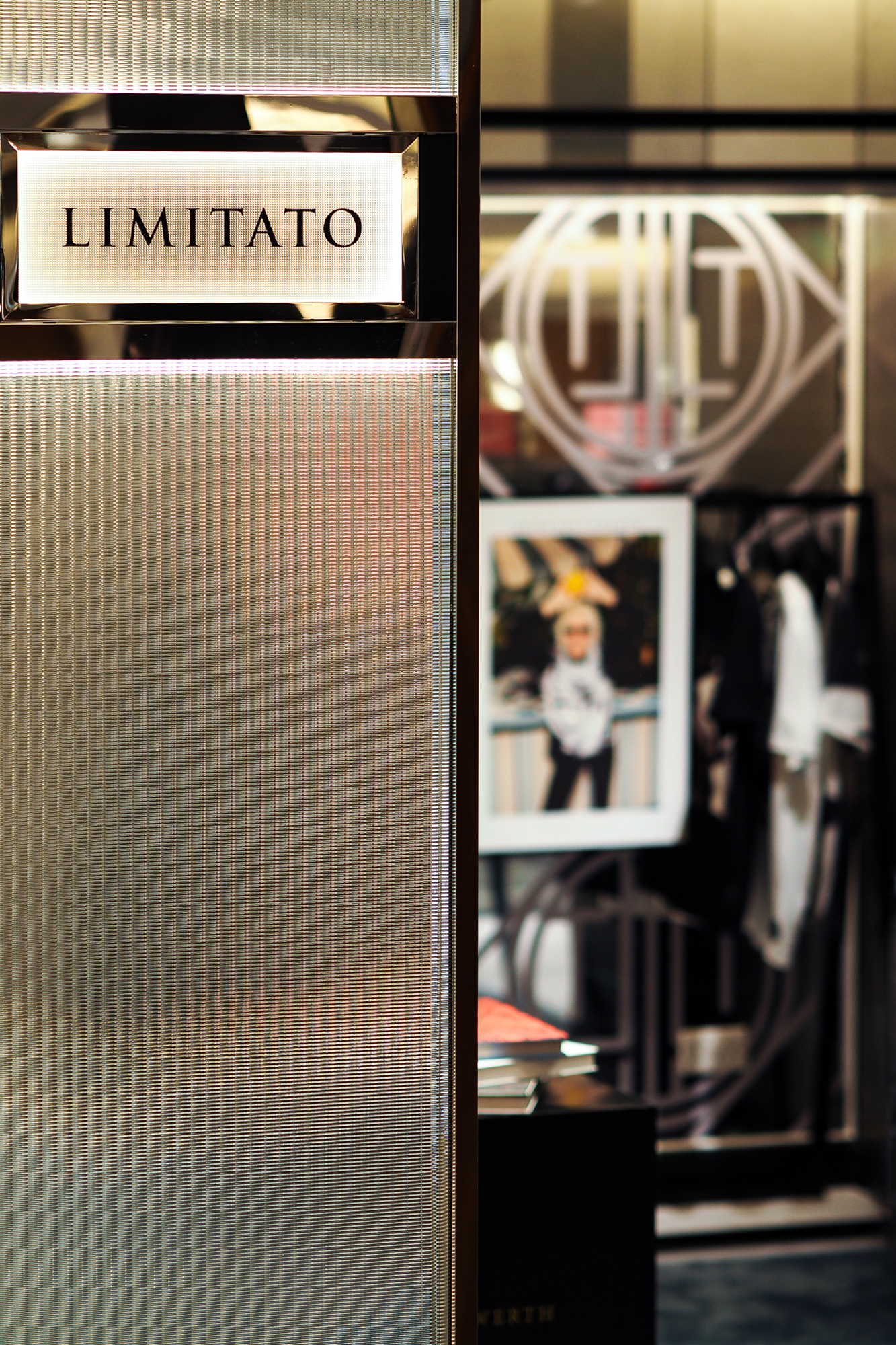 retail design, Limitato, Harrods