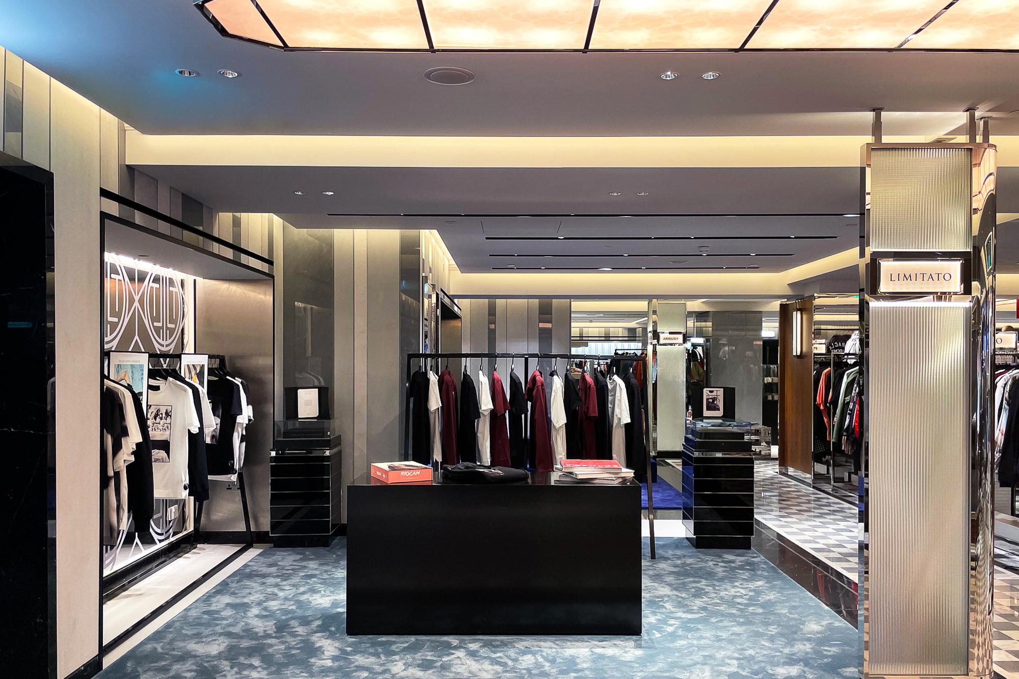 Limitato, Interior design, fashion
