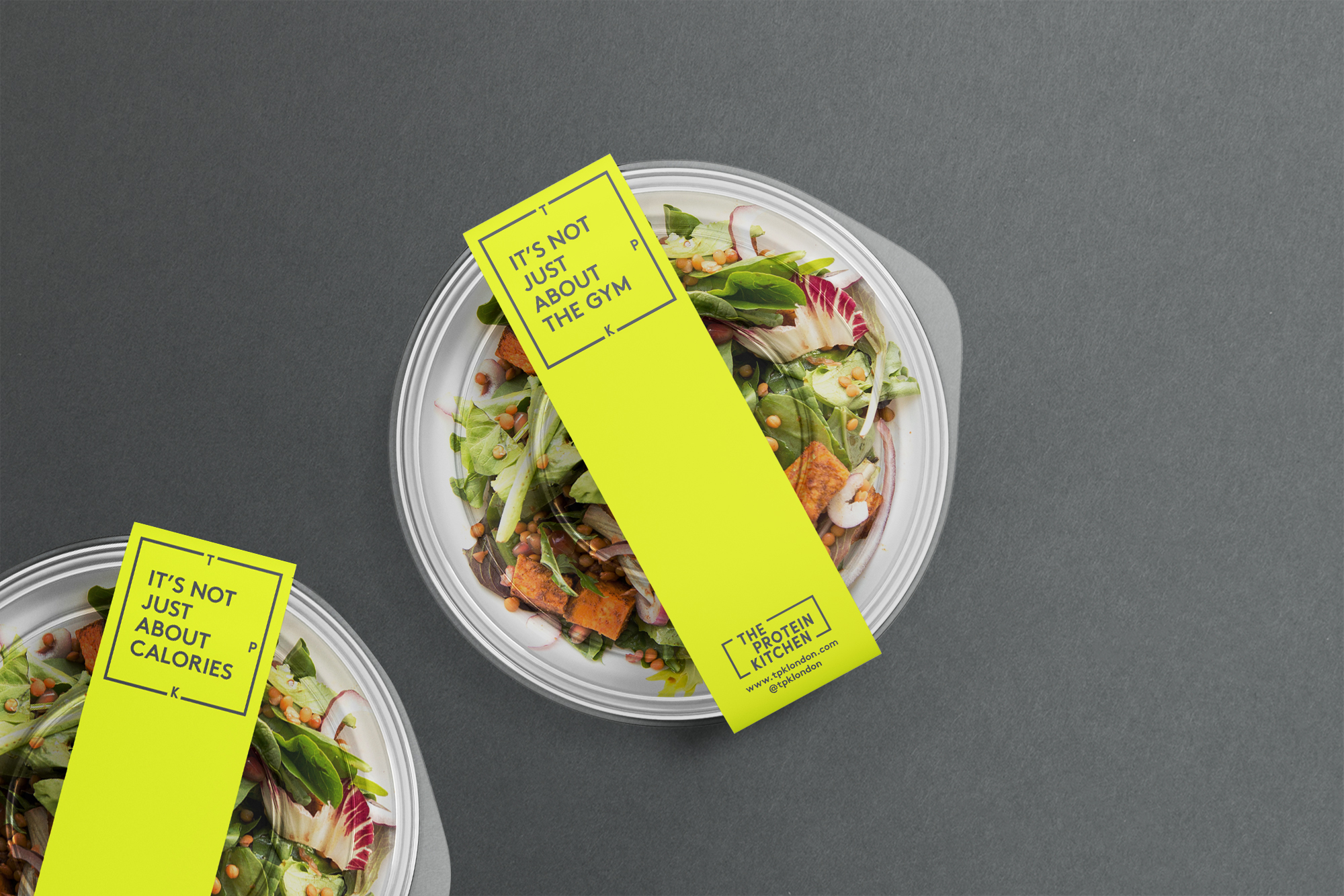 health branding packaging