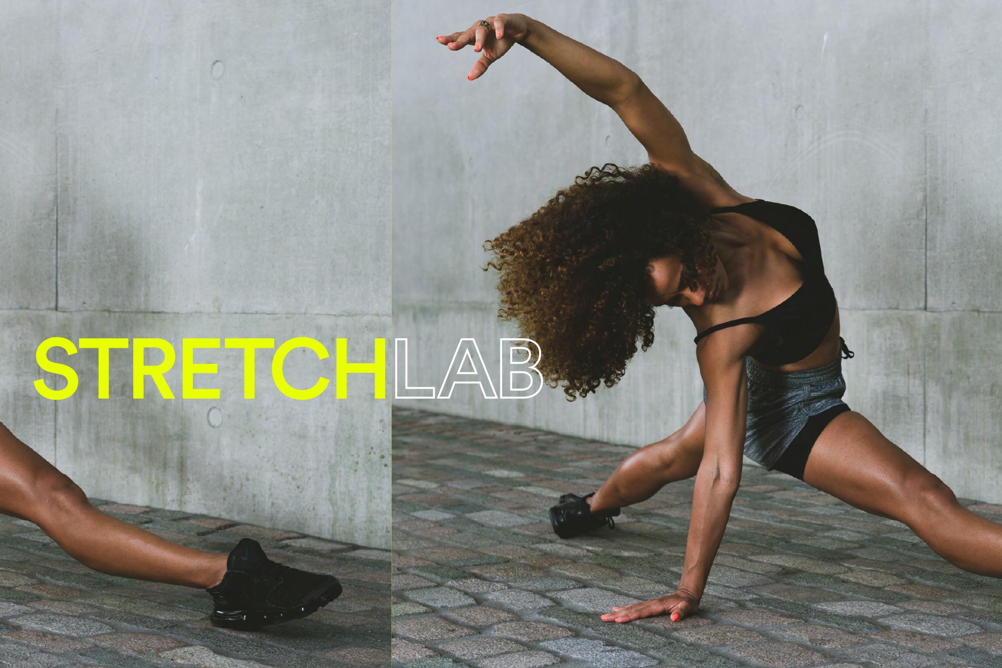 StretchLab Branding
